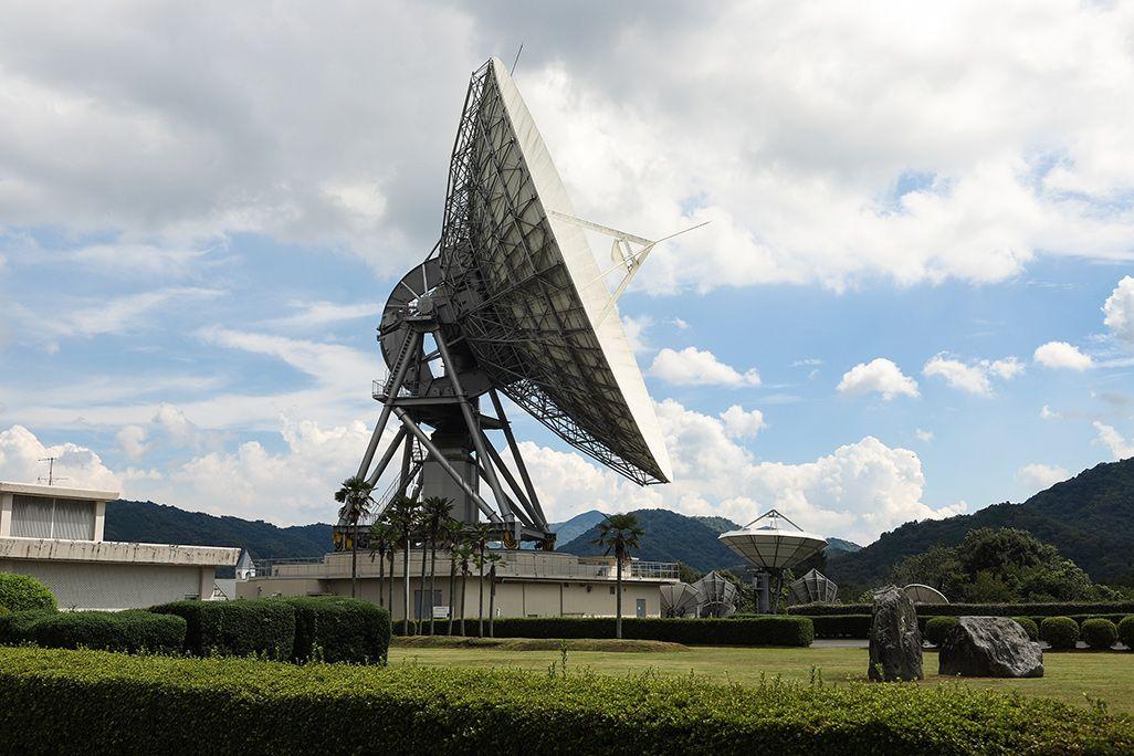 KDDI山口衛星通信所