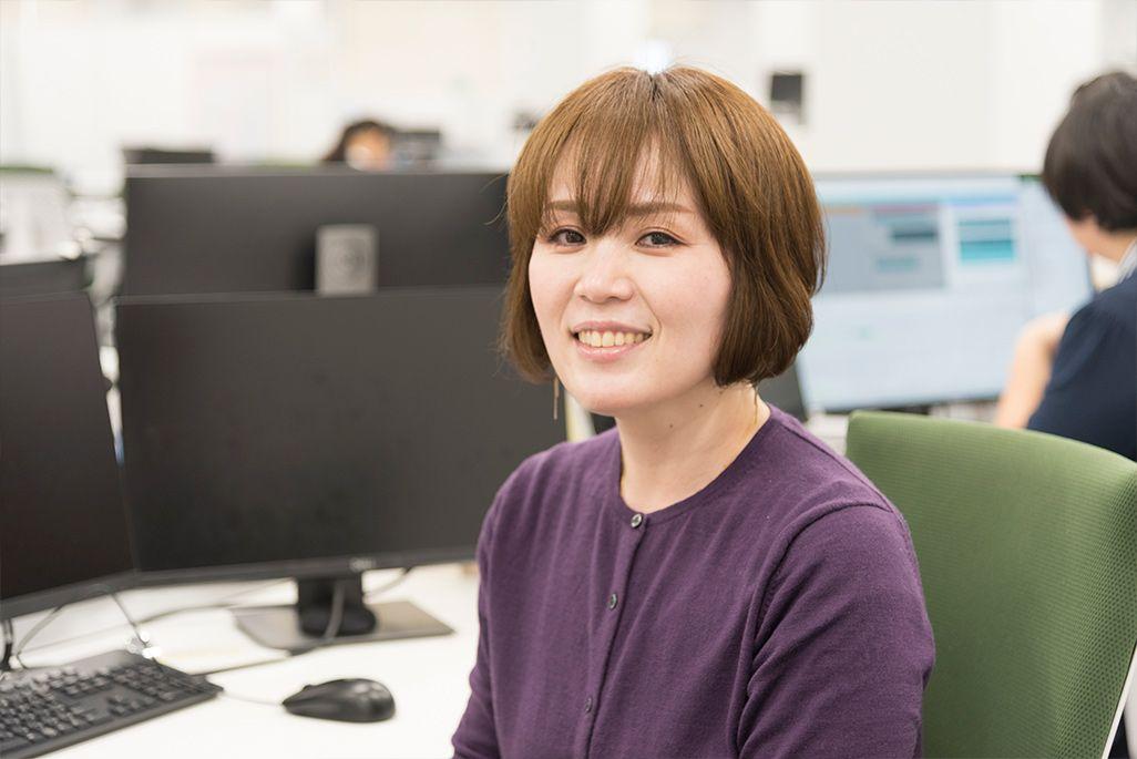JR西日本カスタマーリレーションズ 谷口絢香さん