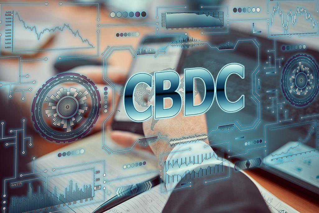 CBDCのイメージ図