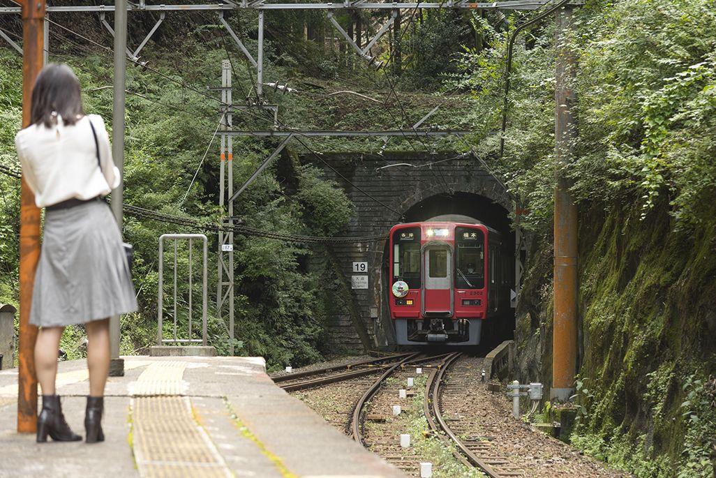 入谷トンネル