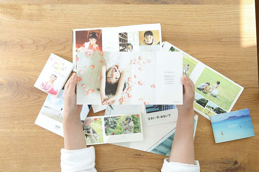 「Photoback」のフォトブック