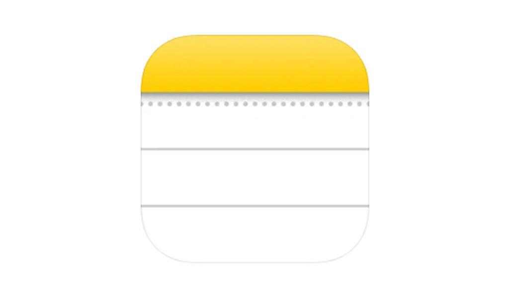 メモアプリのアイコン