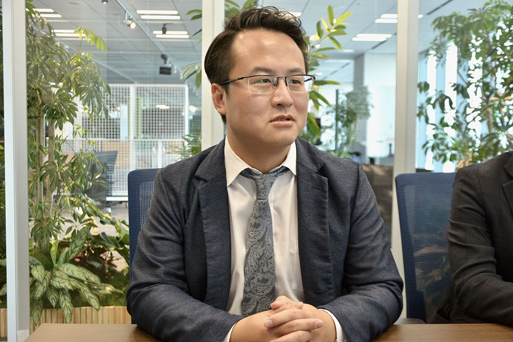 KDDI総合研究所 楊 博