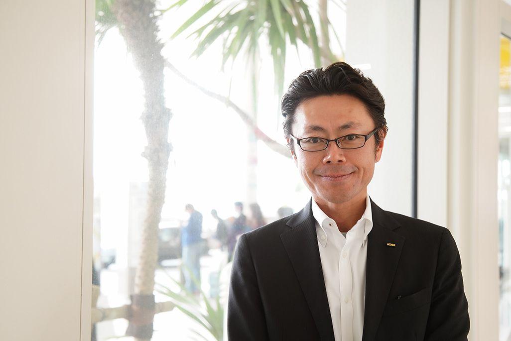 KDDI 経営戦略本部 前田大輔
