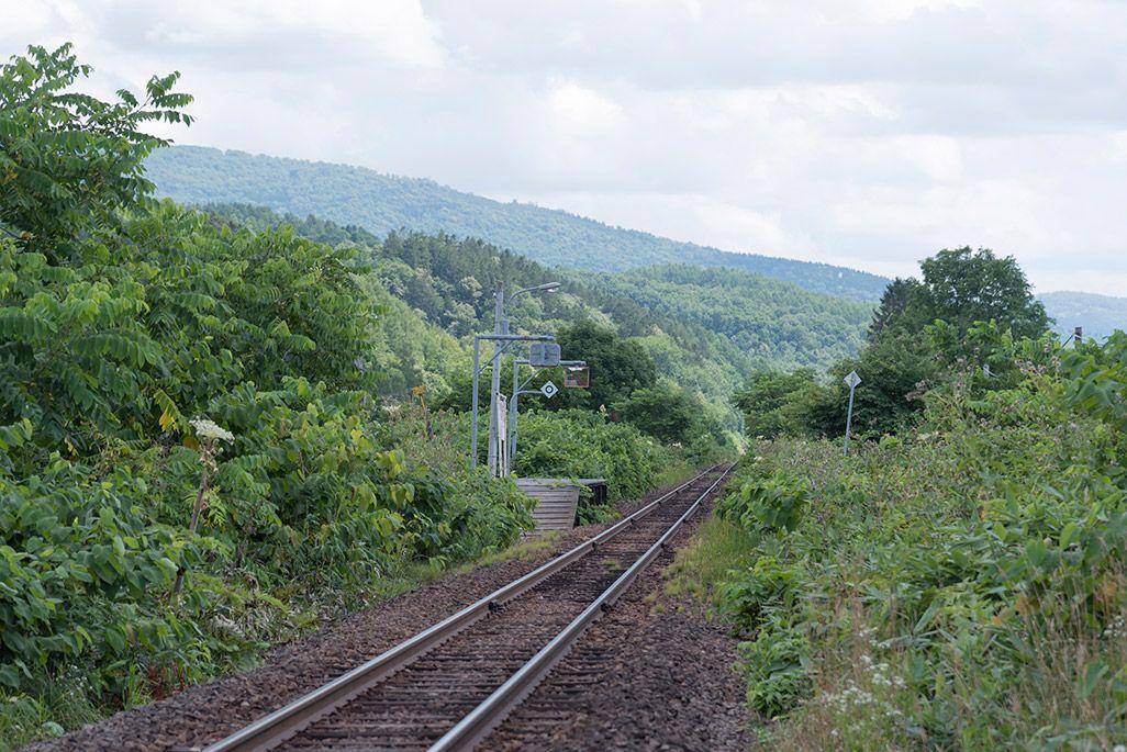 北海道 宗谷本線 北星駅の周辺