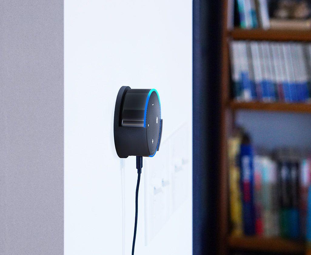 壁掛け Amazon Echo Dot用ホルダー