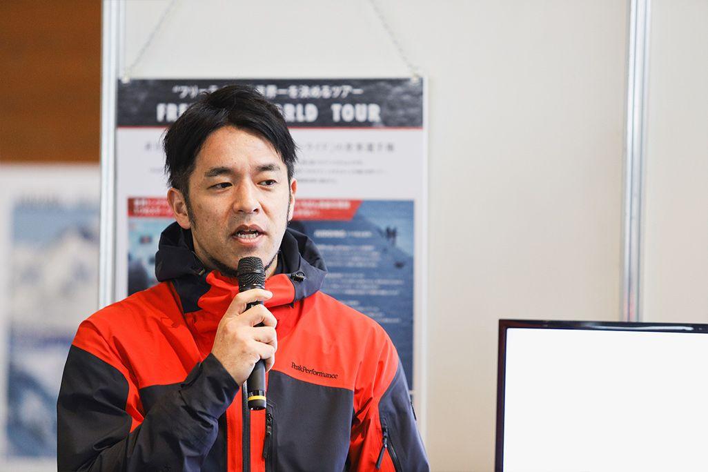 KDDI アグリゲーション推進部長 繁田光平