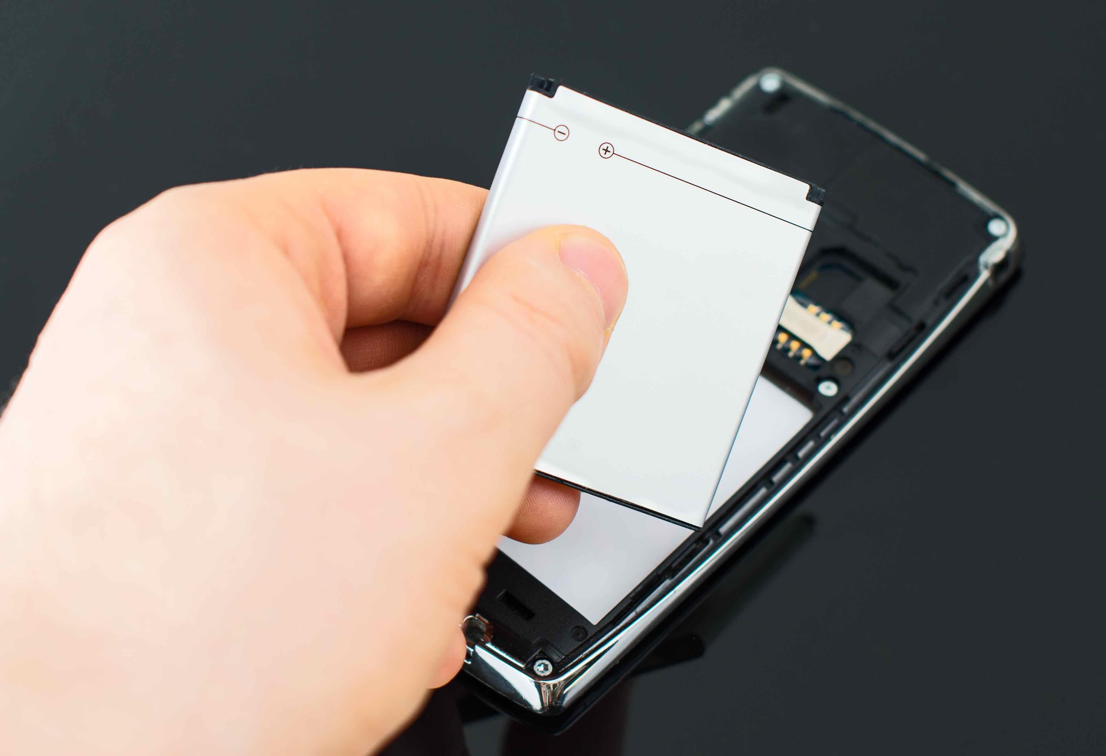 リチウム電池の画像