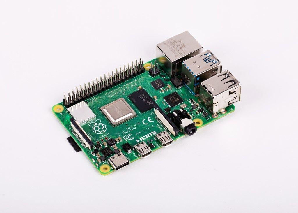 2019年の最新モデル「Raspberry Pi 4 Model B」