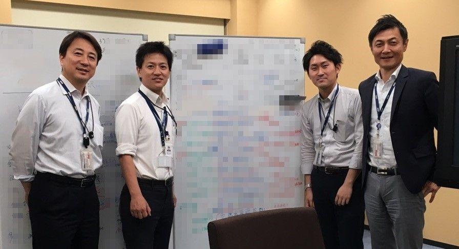 台風15号復旧宣言後の危機管理対策本部