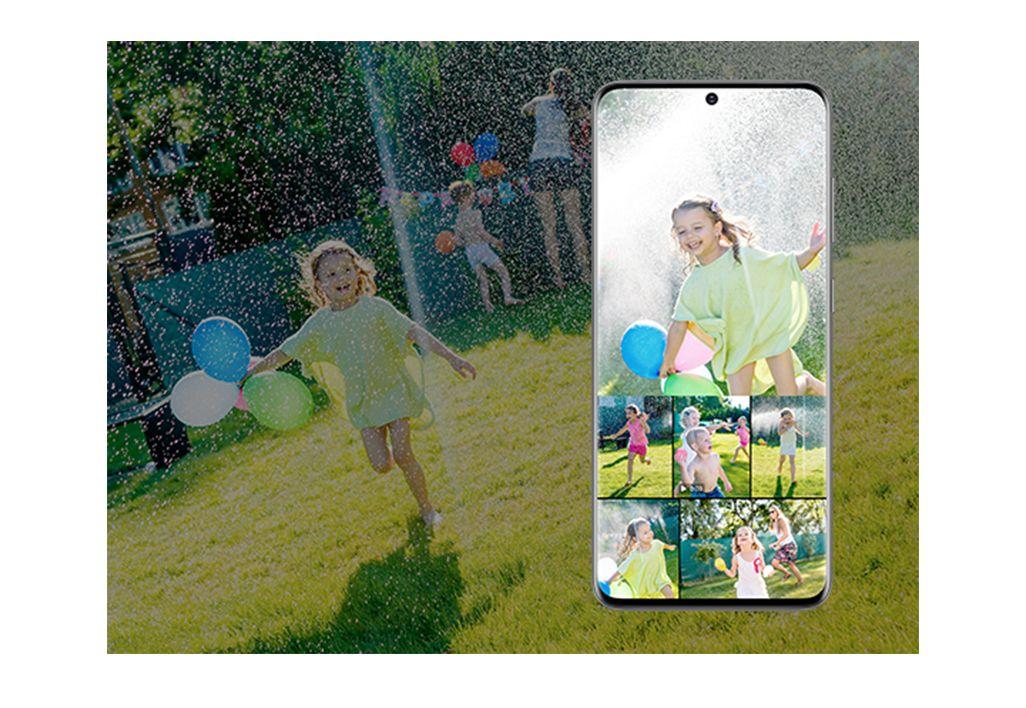 Galaxy S20 5G / Galaxy S20+ 5Gのシングルテイク