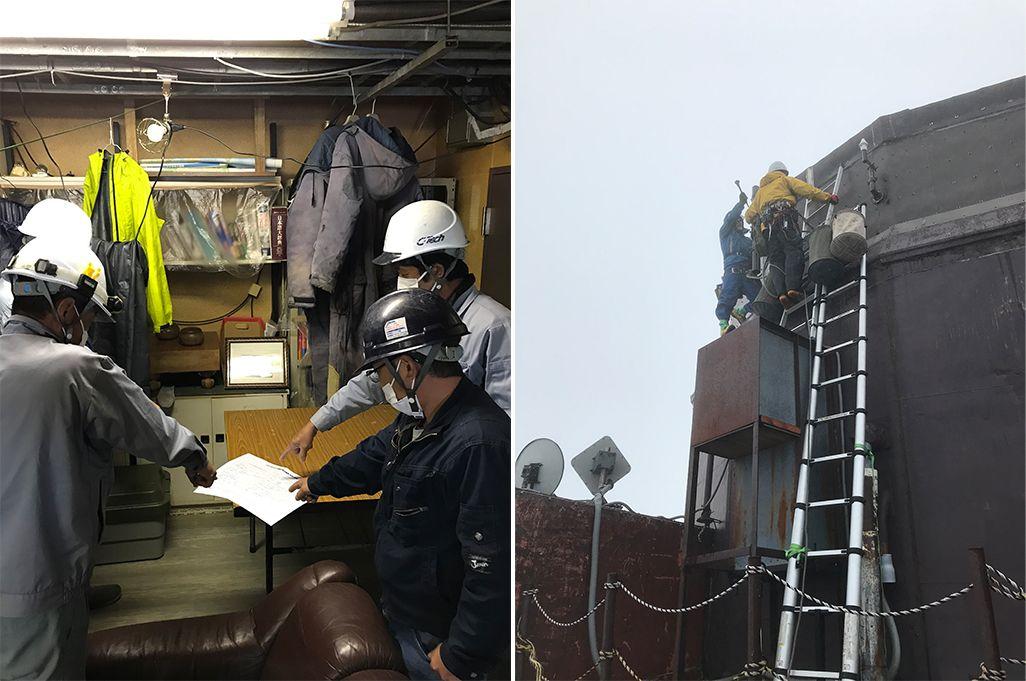 KDDIの富士山通信エリア対策