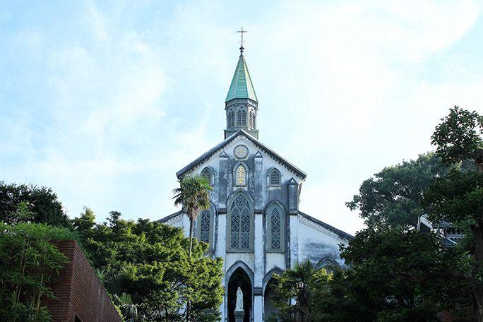 国宝・大浦天主堂