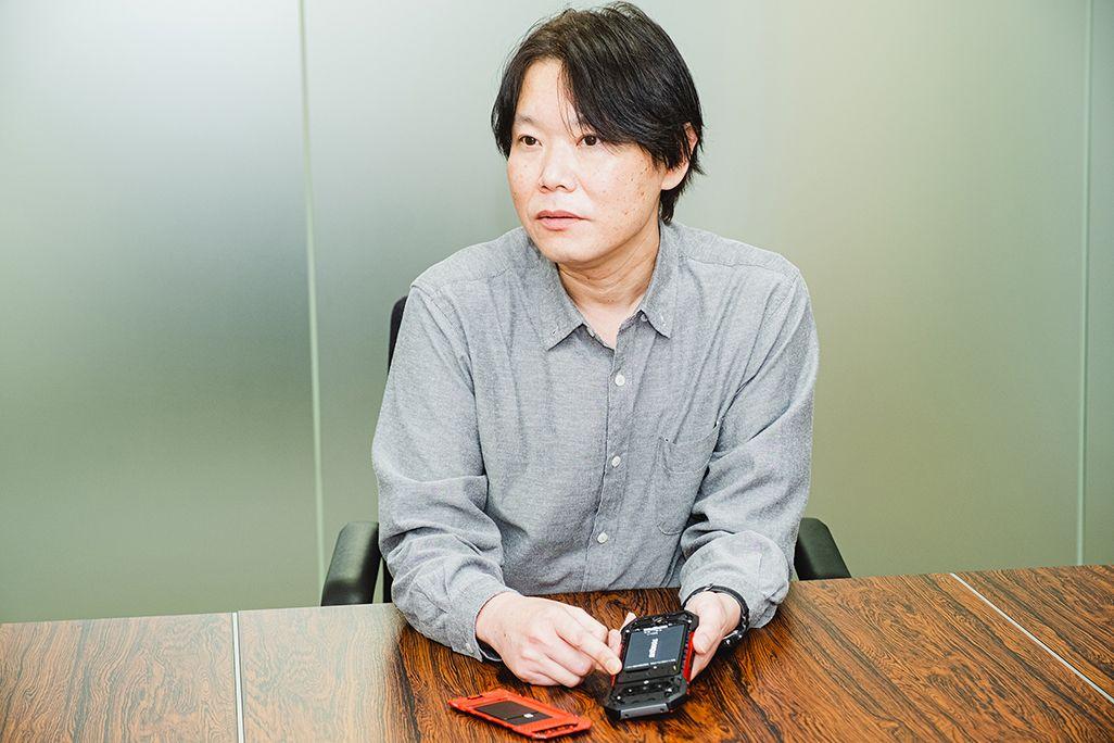 京セラ 松田 諭さん/設計担当