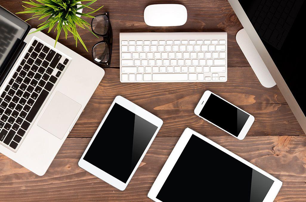iPhone、iPad、Mac
