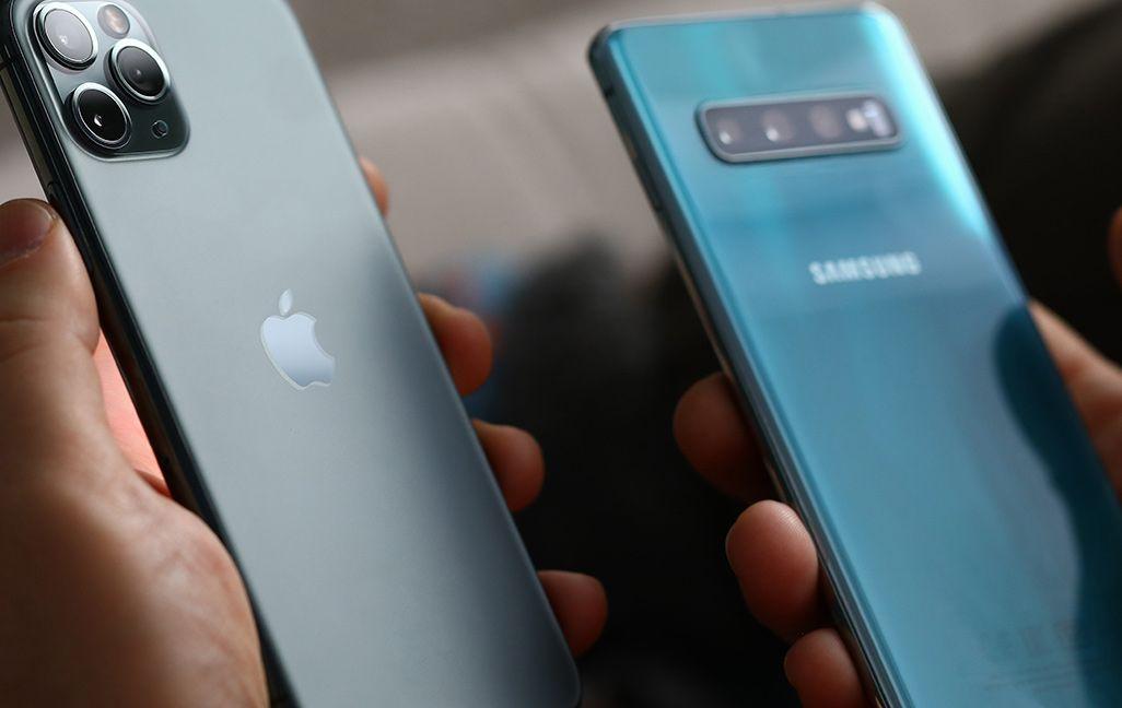 サムネ画像 Androidから iPhoneに機種変更