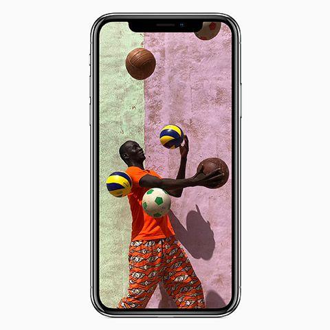 写真の表現領域をズバッと広げてくれるiPhone X