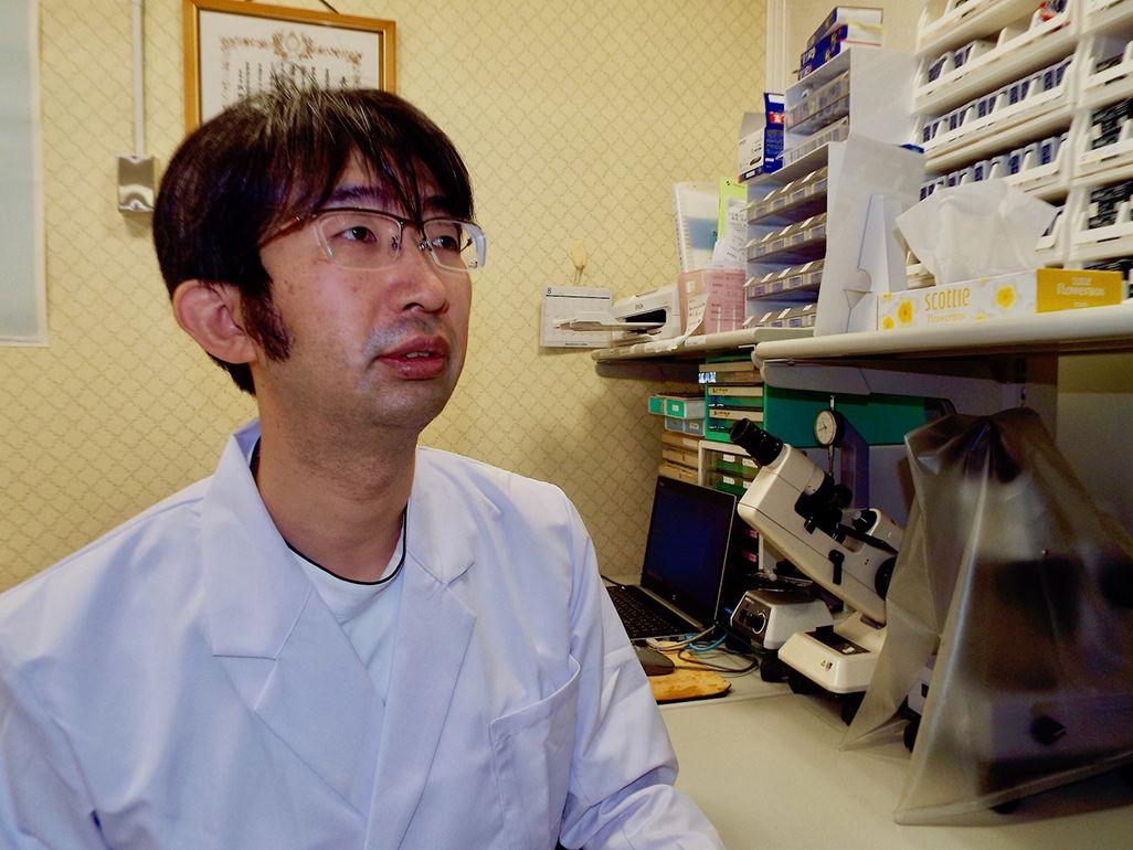 二本松眼科病院の平松類先生