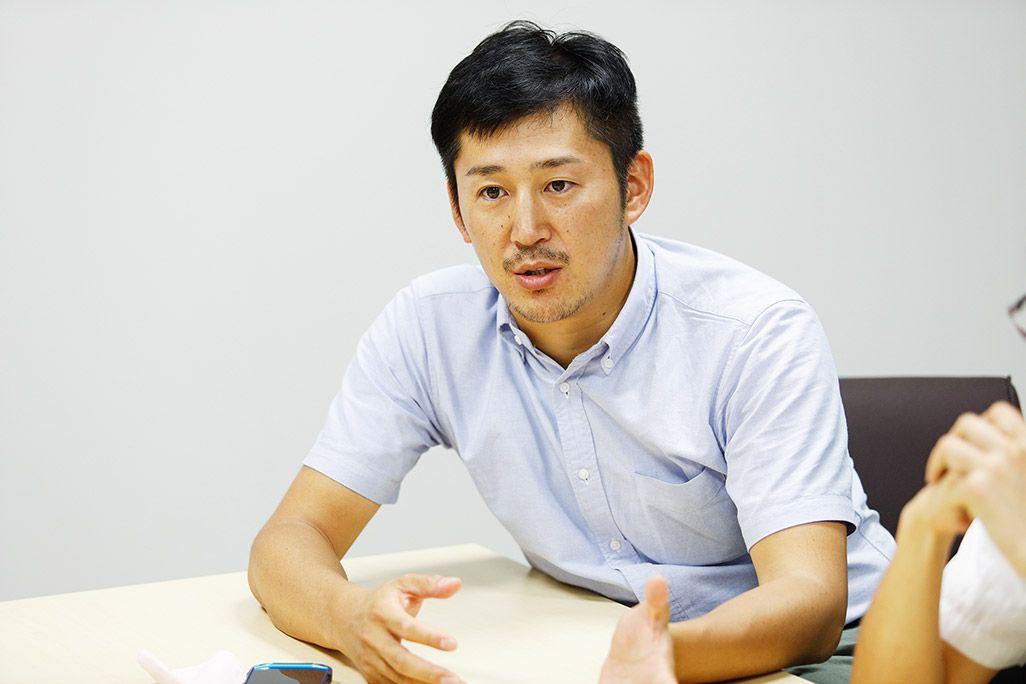 京セラ 三輪智章さん/商品企画担当