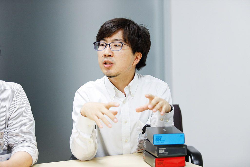 京セラ 森 孝裕さん/デザイン担当