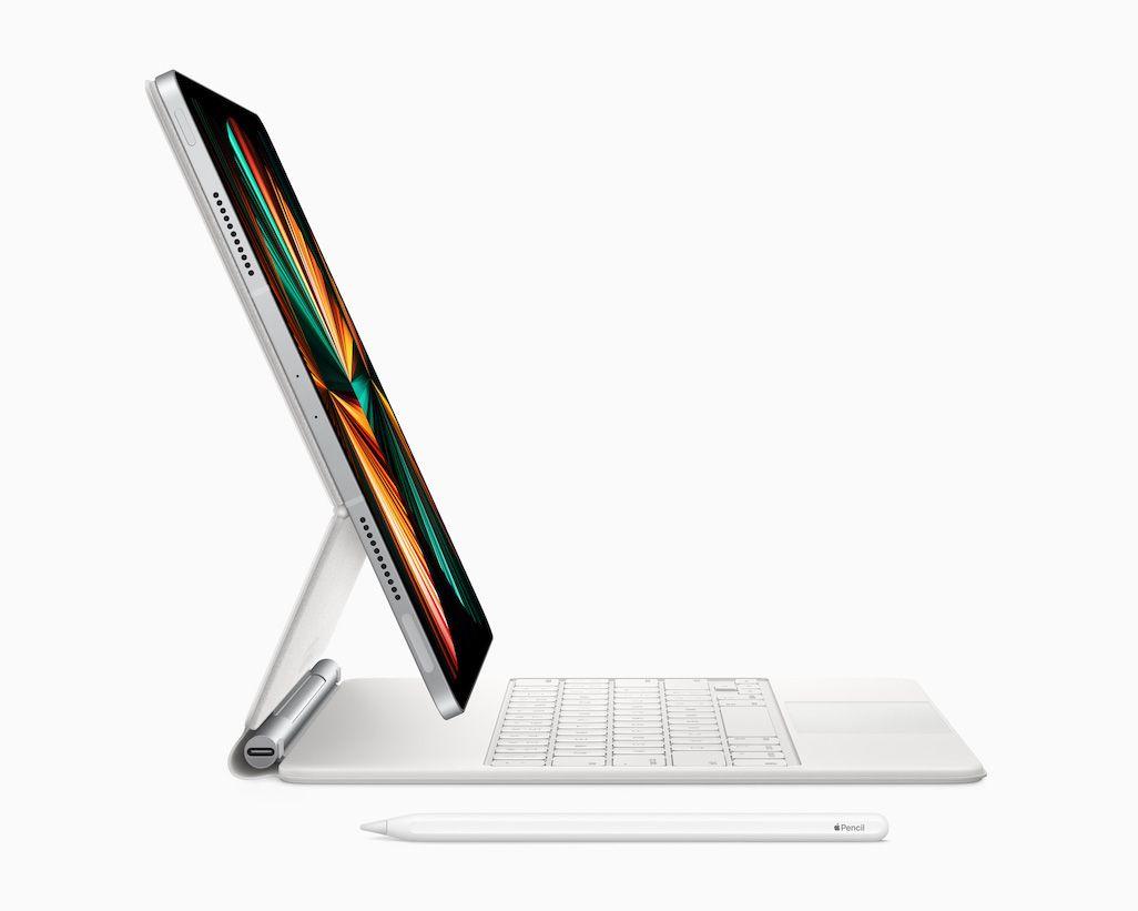 Magic Keyboardの新色、ホワイトカラー