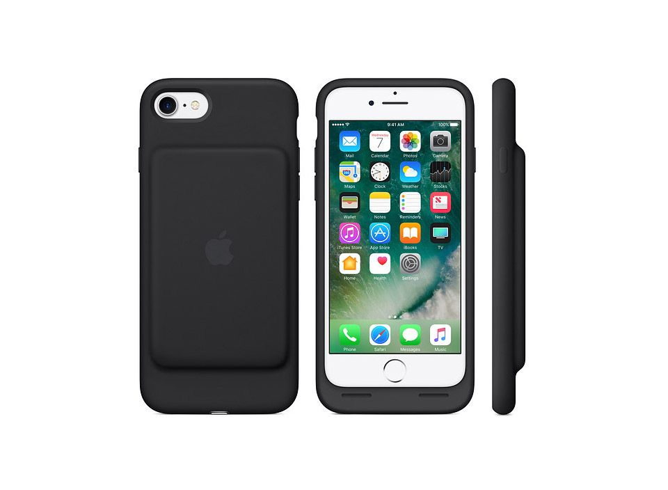 Apple純正「Smart Battery Case」