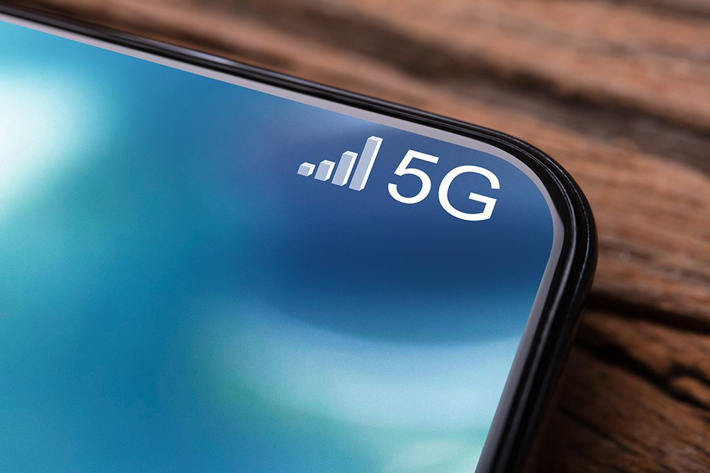 5G対応スマホ