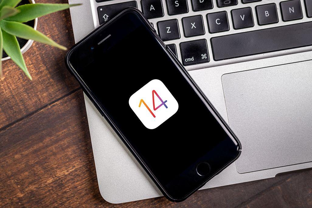 iOS 14のイメージ