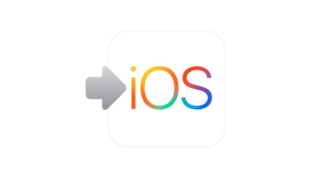 Move to iOSアプリアイコン