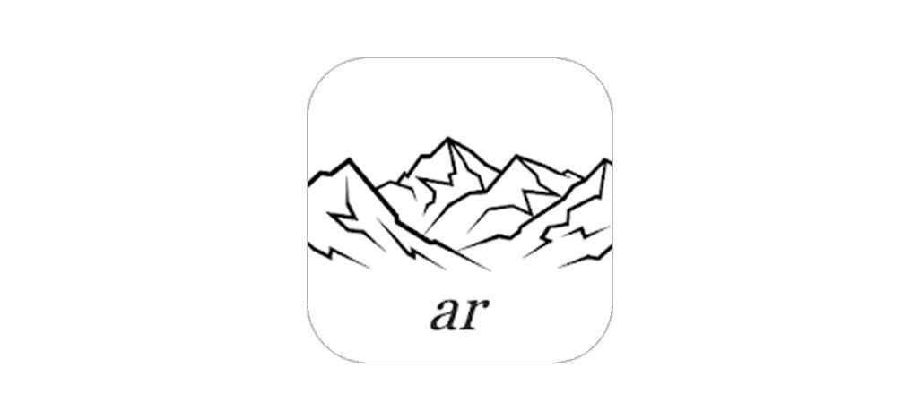 「PeakFinder AR」アプリのアイコン