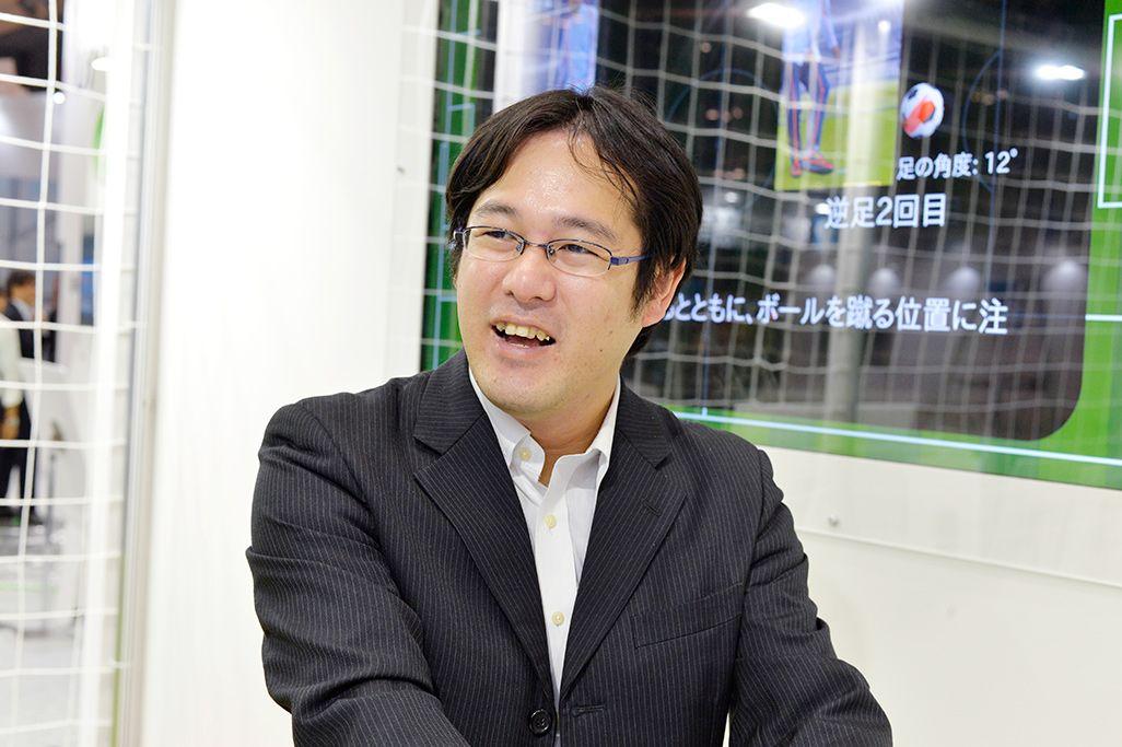 KDDI総合研究所・田坂和之