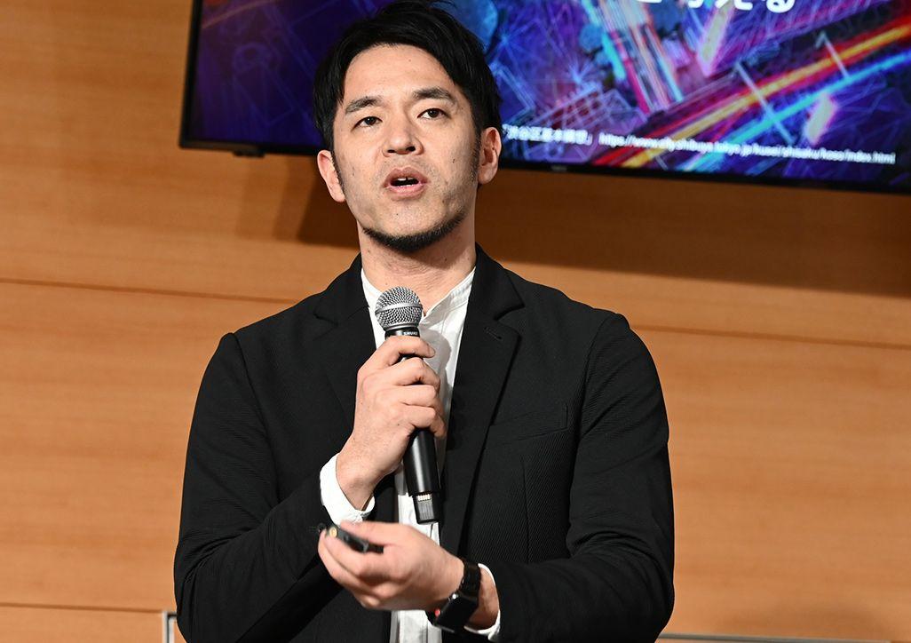 KDDI パーソナル事業本部サービス統轄本部5G・xRサービス戦略部長・繁田光平