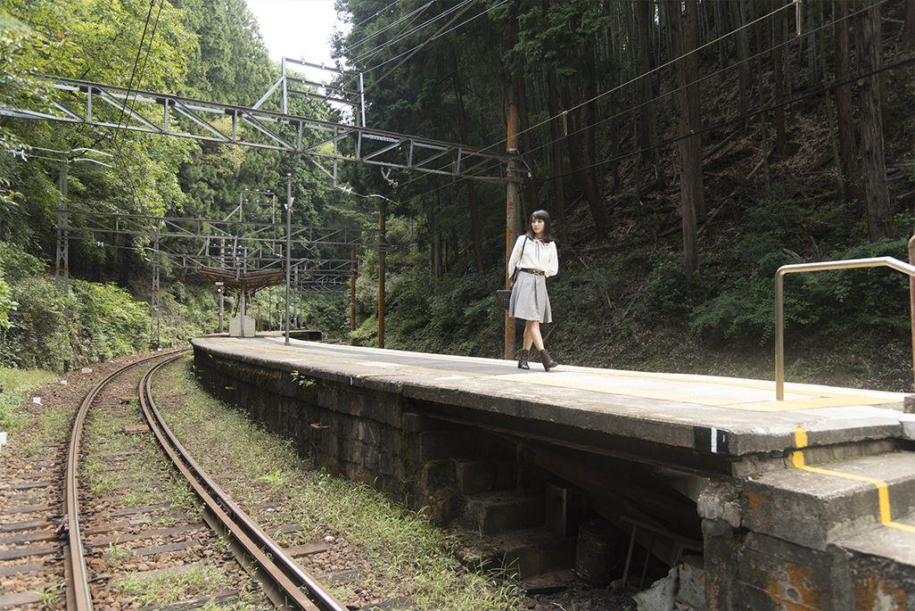 紀伊神谷駅