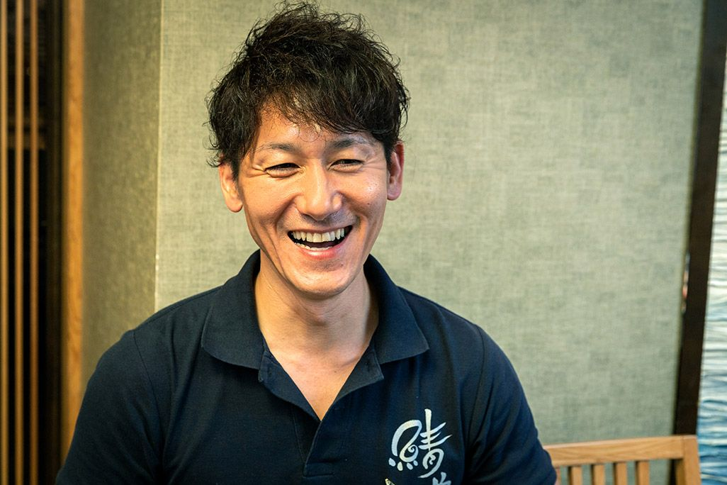 株式会社クラウド漁業代表 右田孝宣さん
