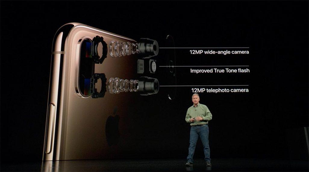 iPhone XS・iPhone XS Max