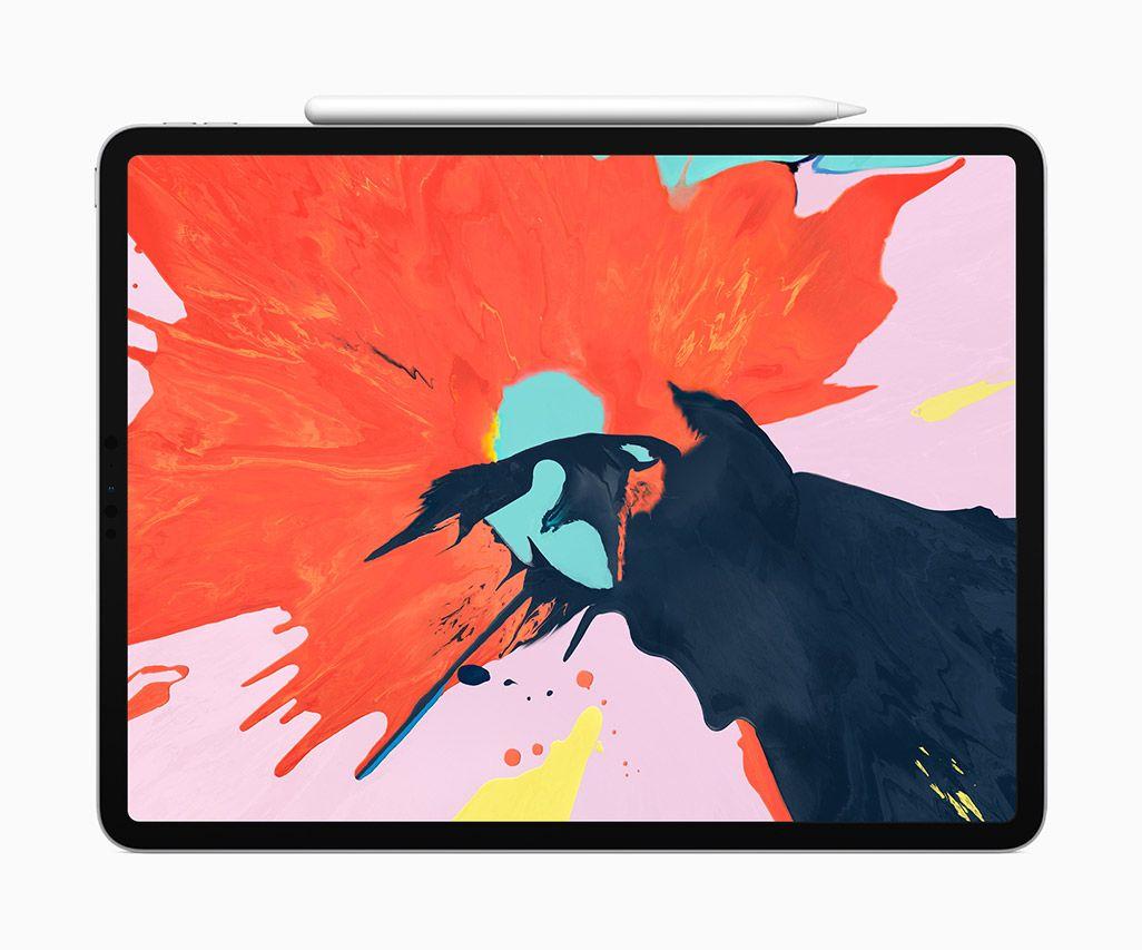 2018年11月に発売された新しいiPad Pro