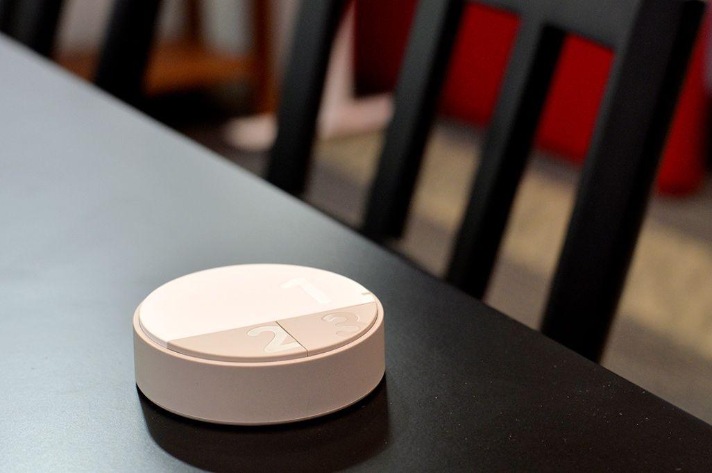 au HOMEの「かんたんボタン01」