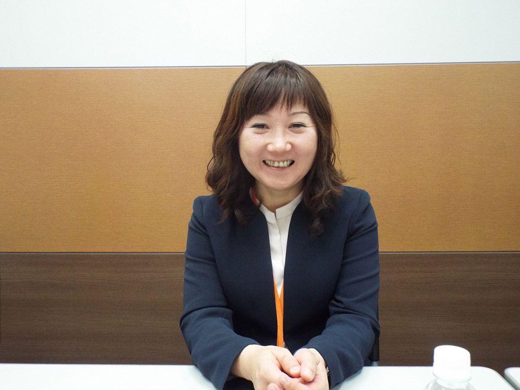 飯田市産業経済部 商業・市街地活性課 西しのぶさん