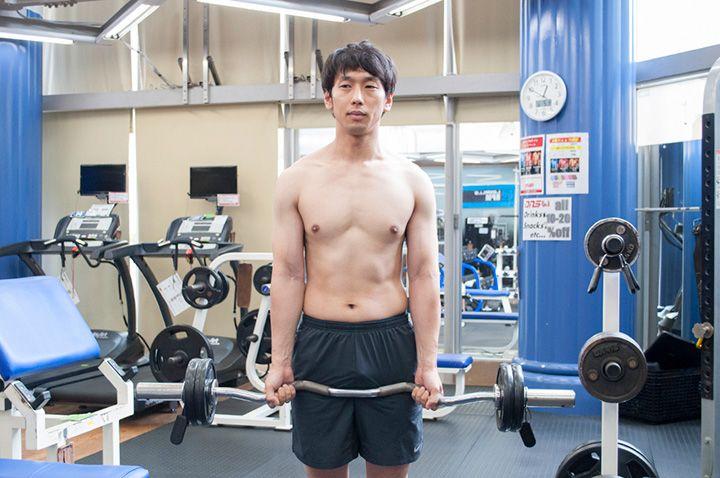 フリー素材モデルの大川竜弥氏
