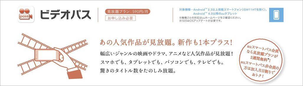 2012年9-10月のau総合カタログより