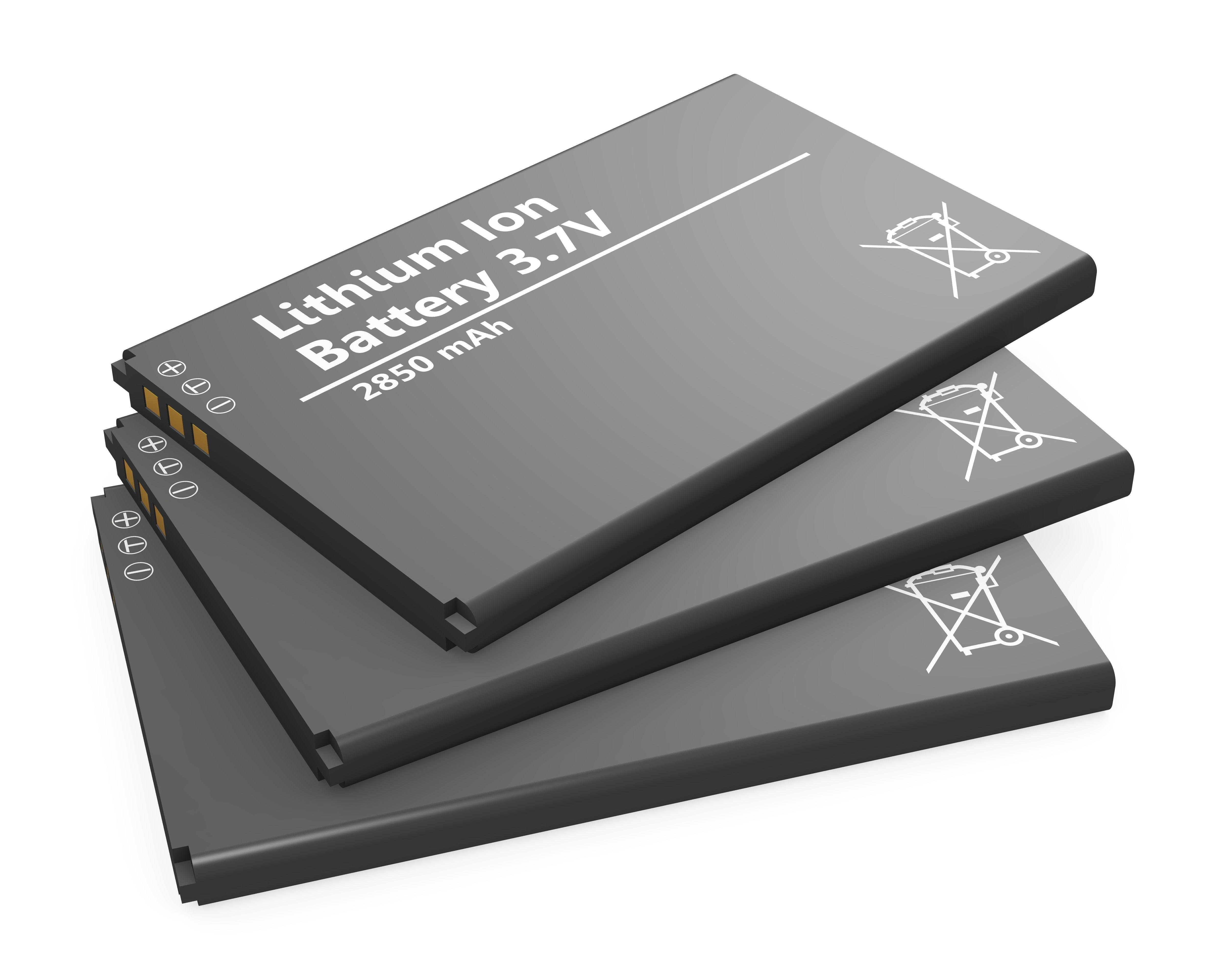 最も軽い電池を作るにはリチウムが必要