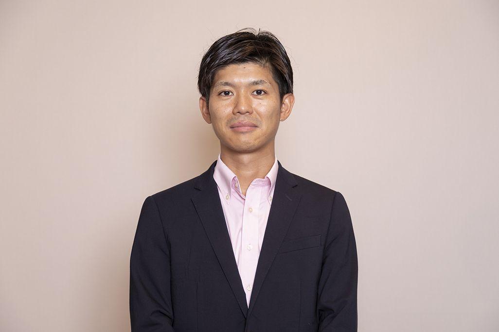 ニューロスペースの代表取締役CEO・小林孝徳さん