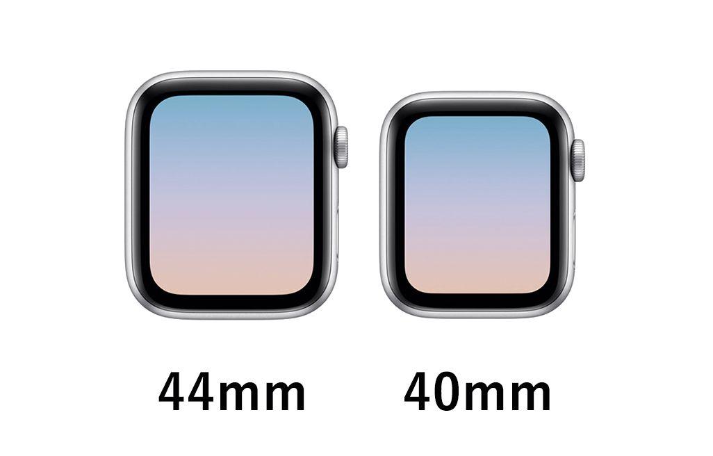 AppleWatchのサイズ