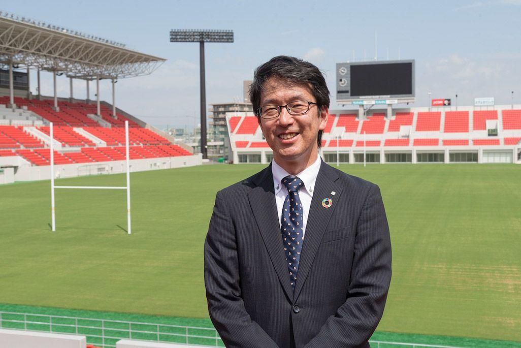 セコム株式会社 企画部 担当部長 寺本浩之さん