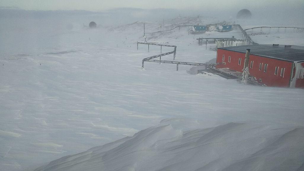 南極・昭和基地