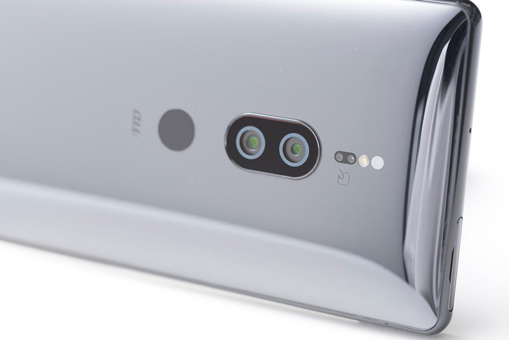Xperia XZ2 Premiumに搭載されたデュアルカメラ