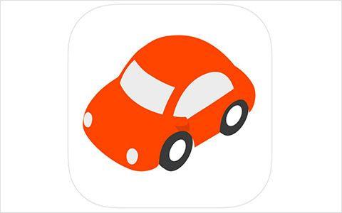 「au助手席ナビ」のアプリ