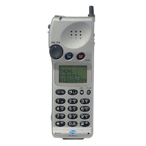 ツーカーのソニー製携帯電話TH241