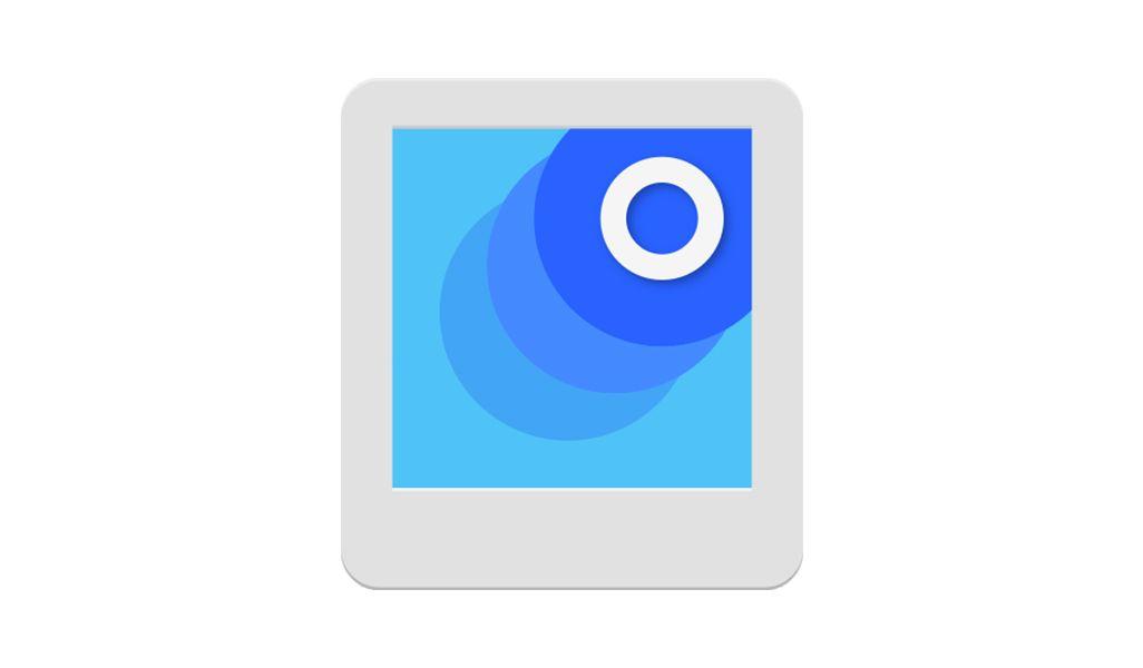 フォトスキャンアプリのアイコン