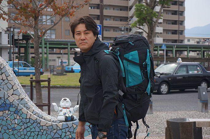 スマホがあれば無人島でサバイバルできるか検証のため佐賀に向かったヨッピー